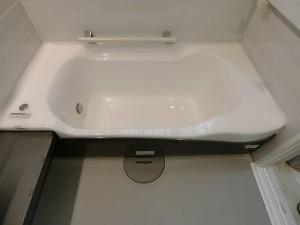 浴槽施工後