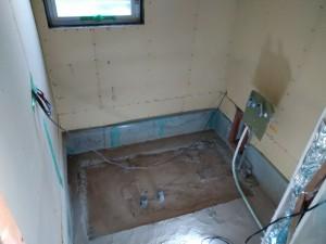 日高市 浴室 リフォーム ユニットバス サザナ TOTO